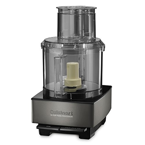 Cuisinart DFP-14BKSY Custom 14-Cup Food Processor Black