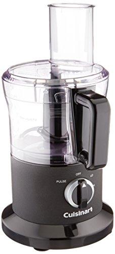 Cuisinart DLC-6BWFR 8 Cup Food Processor Renewed Black