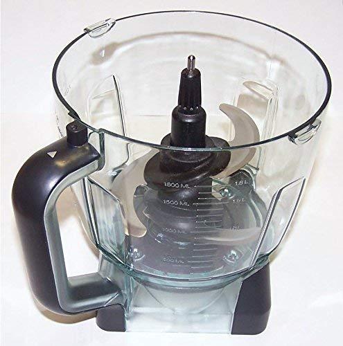 NEW Ninja 64oz 8 Cup Food Processor Bowl  Blade for BL770 BL771 BL772 BL780