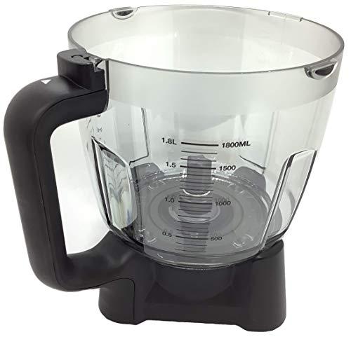 Ninja 64oz 8 Cup Food Processor Bowl for Ultima Blender BL820 Only