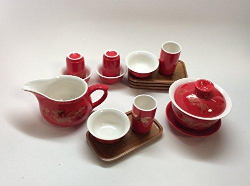 Music City Tea Gaiwan Tea Set Beautiful RD18