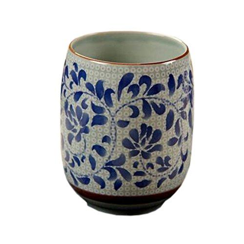 2 PCS Chinese Japanese Ceramic Tea Cups Kung Fu Teacup Beer Mug Water Cup 14