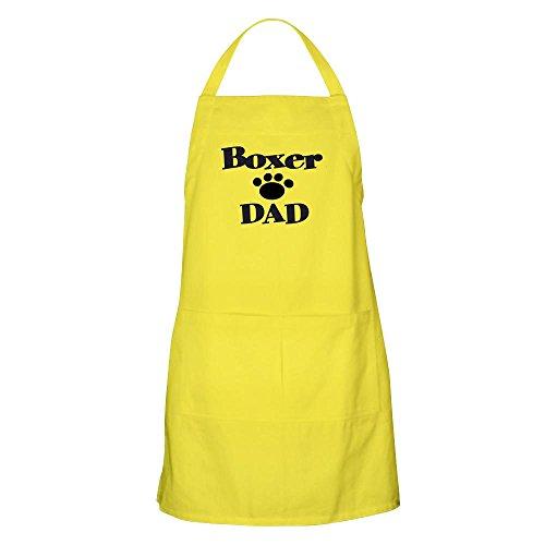 CafePress-Boxer Dad BBQ Apron