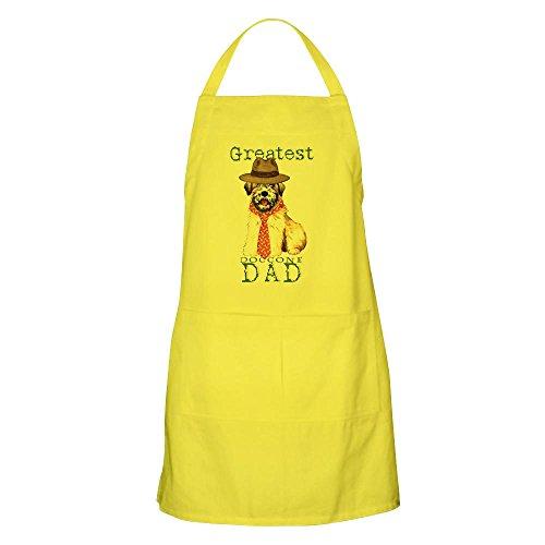 CafePress-Wheaten Dad BBQ Apron