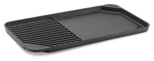 Chefs Design Double Burner Reversible GrillGriddle -- DUPLICATE OF ASIN B0001UZRR0