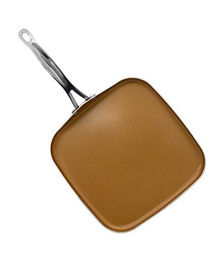 GOTHAM STEEL Ceramic Non-Stick Griddle 105