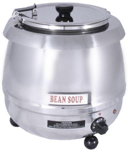 Uniworld USK-6000S Stainless Steel Soup Kettle Warmer