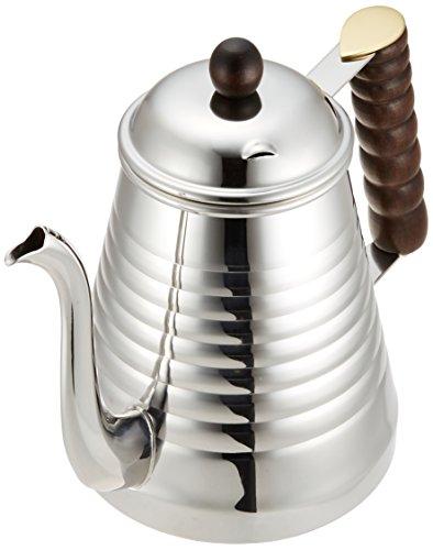 Kalita Tea Coffee Kettle Wave Pot 1L by Kalita Carita