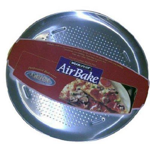 Airbake Natural Large Aluminum Pizza Pan 1575in
