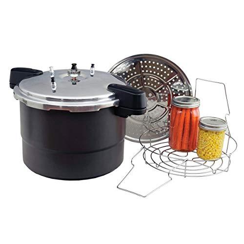 Granite Ware 20-Quart Pressure CannerCookerSteamer