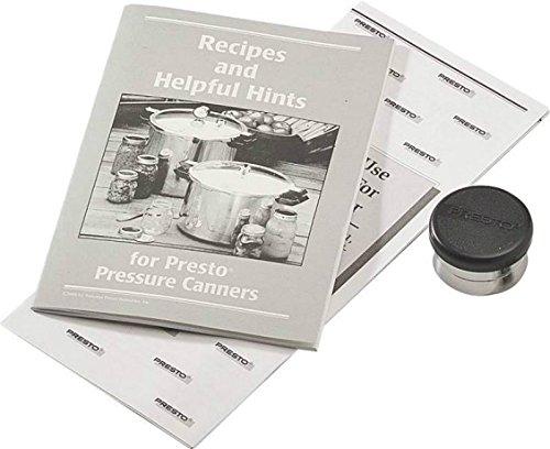 Presto 09978 Pressure Cooker Canner Regulator