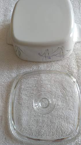 Corning Ware Shadow Iris A-15-B Casserole Baking Dish with Lid 15 qt
