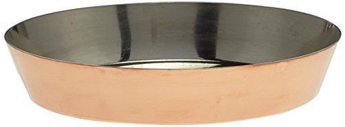 Bourgeat Copper Tin-Lined Tart Tatin Mold 11 X 1 78