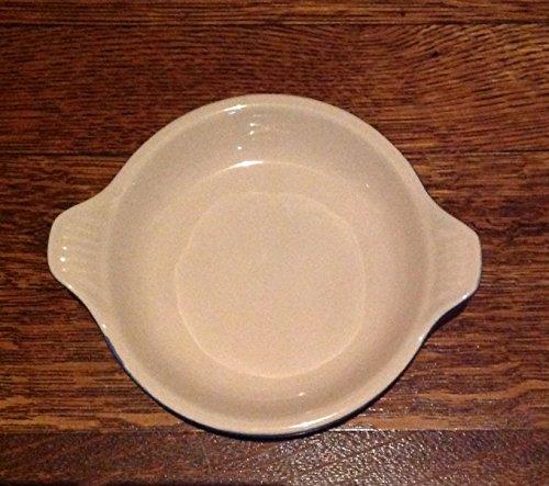 Le Creuset Heritage Mini Petitte 13 cm Creme Brulee Dish Cobalt