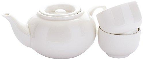 Adagio Teas PersonaliTea 24-Ounce Ceramic Teapot with Infuser Basket
