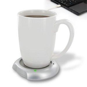 EB Brands 217019 Desktop Distractions USB Coffee Tea Warmer