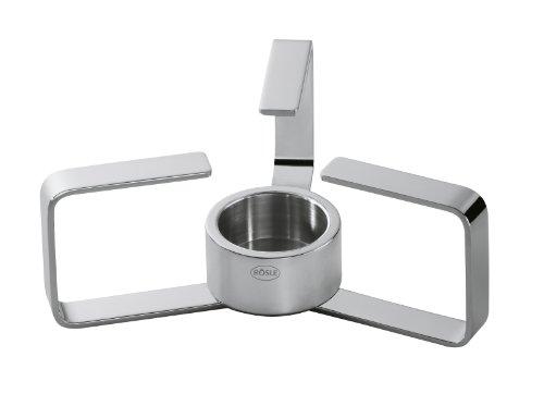 Rösle Mini Stove Food Warmer Tea Warmer Plate Warmer Stainless Steel 1810 21020
