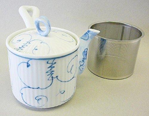 SaikaiToki Super Stainless Kyusu Japanese Teapot with strainer from Japan 60189