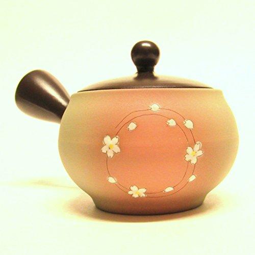 Japanese Teapot Tokoname Kyusu  Studio Mipa  Ita-ami  250 ml 85 oz