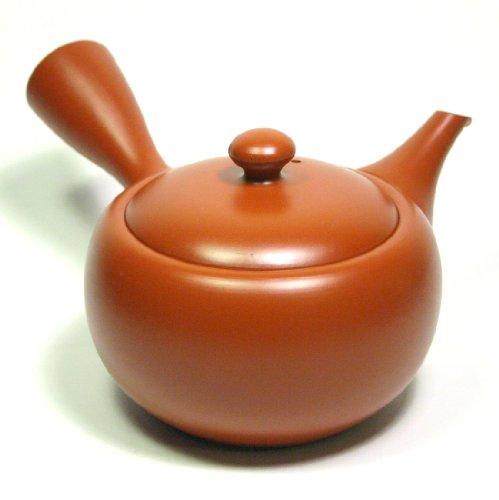 Japanese teapot KyusuTokoname kiln18 fl ozpotter Kashiwa Yo