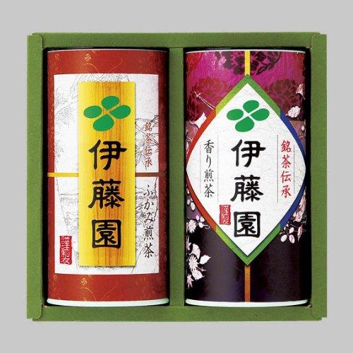 ITO EN deep-scented green tea set ITO-251