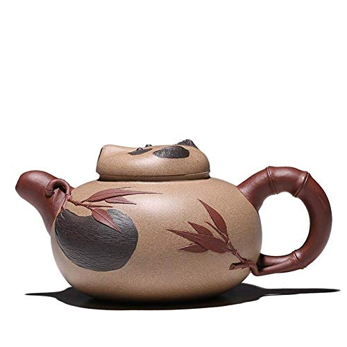 WXQ-XQ Wang Clear Sand Pot Shadow Model Yixing teapot Set Business Gift Set Tea Set