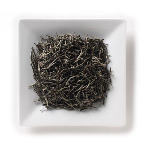Mahamosa Indian White Tea and Tea Filter Set 8 oz Nilgiri White Special Tea 100 Loose Leaf Tea Filters Bundle- 2 itemsTea ingredients White tea