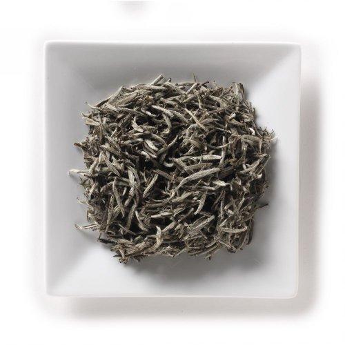 Mahamosa King of Golden Needles White Tea 2 oz - Premium Chinese White Tea Loose Leaf Looseleaf