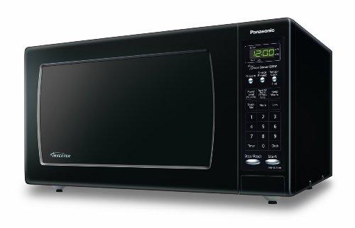 Panasonic Nn-sn733baz Countertop Microwave Oven With Inverter Technology, 1.6 Cu. Ft., Black