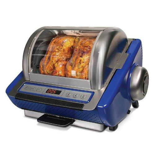Ronco St5250bugen Ez Store Rotisserie Oven, Blue