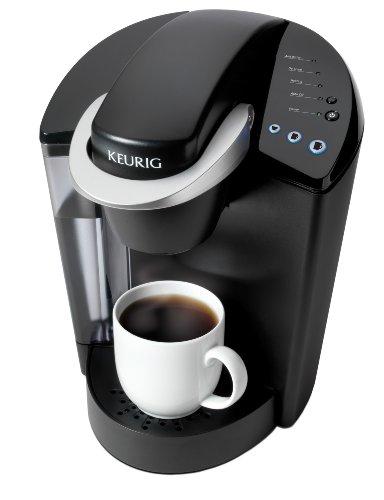 Keurig New Elite Single Cup Coffee Brewer - B40