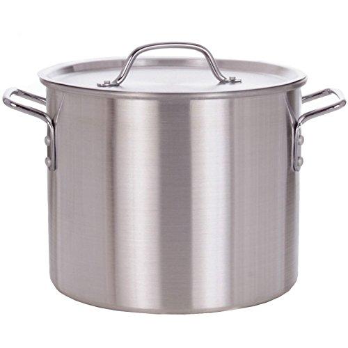 Cajun Cookware 16-quart Aluminum Stock Pot - Gl10176-16