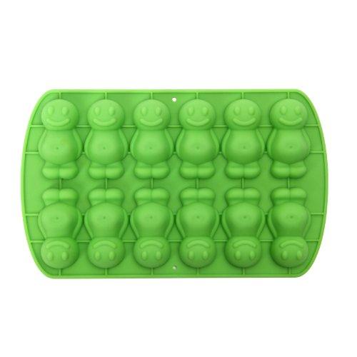 Dexam Silicone Jelly Baby Mini Mold 17841454