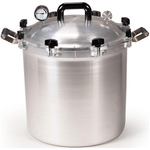 All-american 41-1/2-quart Pressure Cooker/canner