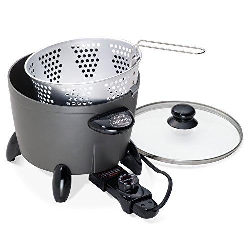 Presto 06003 Options Electric Multi-CookerSteamer