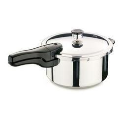 Presto 4-Quart Stainless Steel Pressure Cooker