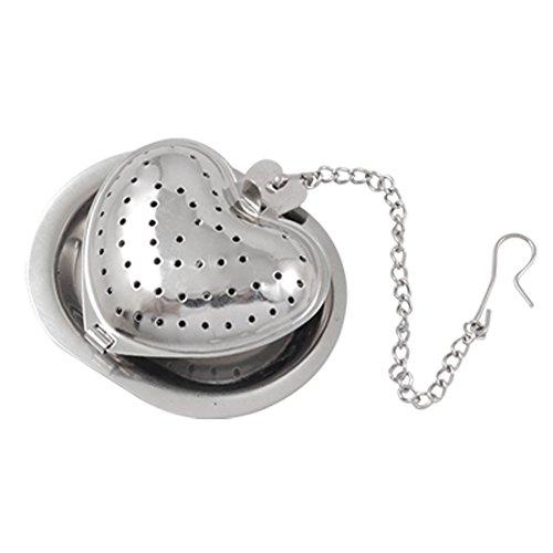 RuiChy Heart-Shaped Tea Infuser Spoon