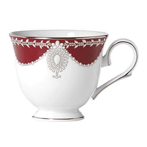 Lenox Marchesa Empire Pearl Tea Cup Wine