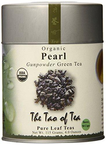 The Tao of Tea Pearl Green Tea Loose Leaf 40 Ounce Tin