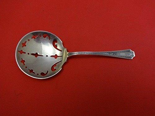 Colfax by Durgin-Gorham Sterling Silver Nut Spoon Lite Goldwashed 4 34