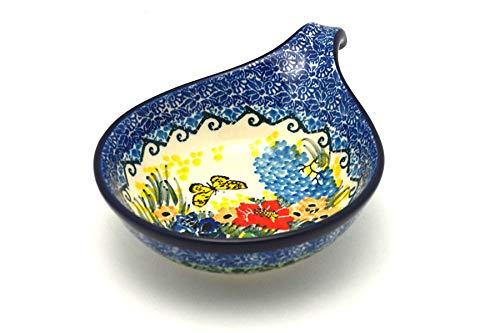 Polish Pottery SpoonLadle Rest - Unikat Signature - U4592