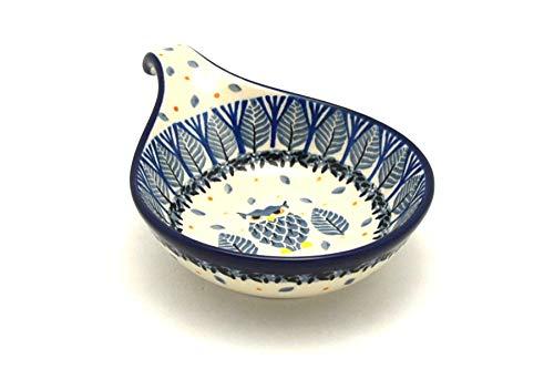 Polish Pottery SpoonLadle Rest - Unikat Signature - U4873