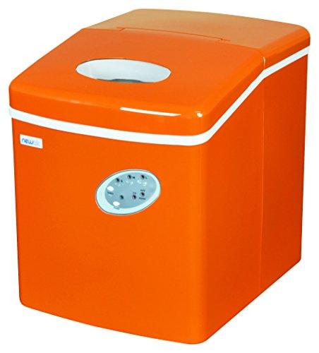 Newair Ai-100vo Portable Ice Maker, Orange