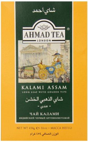 Ahmad Tea London Kalami Assam Loose Tea 16oz454g