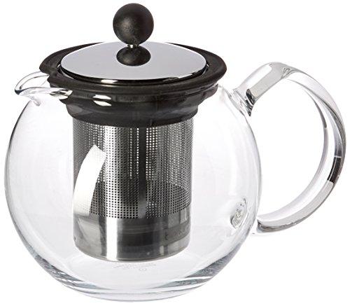 Bodum Assam Tea Press with Stainless Steel Filter 17-Ounce