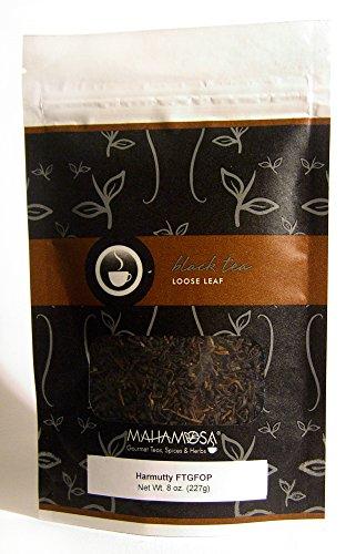 Mahamosa Harmutty FTGFOP Assam Tea 8 oz Single Estate Loose Assam Indian Black Tea