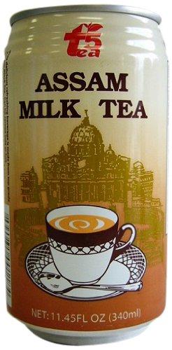 Tea5 Assam Milk Tea 1145 Ounce Pack of 24