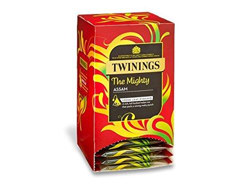 Twinings Nutty Chocolate Assam Tea Pyramid 20s Envelopes