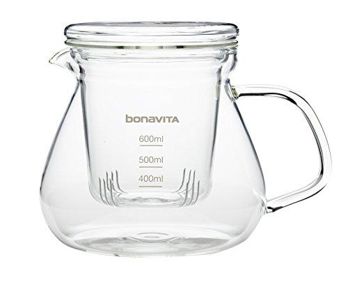 Bonavita Glass Tea Brewer 600ml