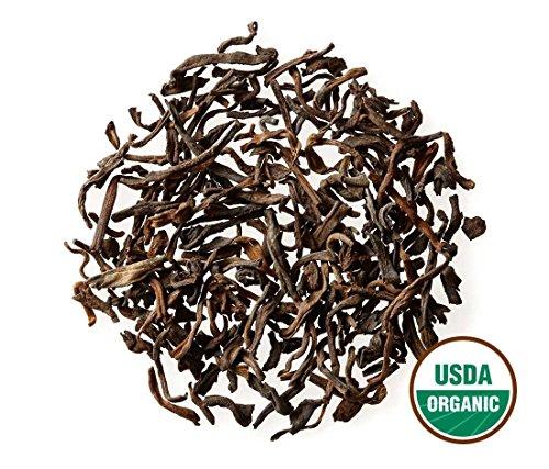 Pu-erh Tea - Organic - Loose Leaf - Bulk - Non GMO - 91 Servings